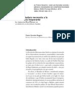 Savarino, Franco - De La Dictadura Necesaria a La Democracia Inoperante (2010)