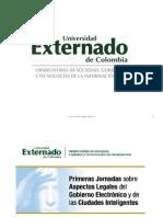 Marco Peres, Principales Aspectos de La Ley 1437 de 2011 y El Decreto 19 de 2012 en Relación Con El Procedimiento Administrativo Electrónic