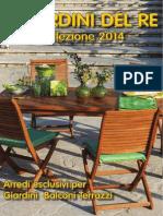 Italo Scalise - I Giardini Del Re 2014