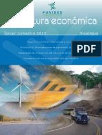 Tercer Informe de Coyuntura Economica de 2012