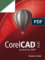CorelCad 2013 Inglés