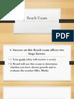 reach exam