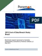b Cost of a Data Breach Brazil Report 2013.en Us