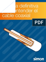 SIMON Guia Definitiva Cable Coaxial