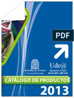 Catalogo 2013 3 Productos Libros PDF