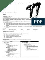 ed 353- survival of the fittest p e  activity handout