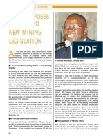 Chamber of Mines Journal (May-July 2010) Contd