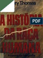 A História Da Raça Humana