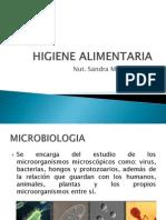 Higiene Alimentaria Clase 7