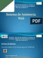 Presentacion Sistema de Asistencia Web
