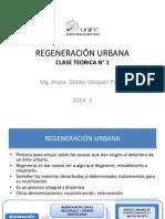 Clase 1 Regeneracion Urbana