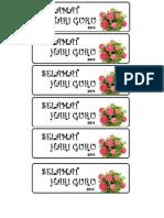 Bookmark Hari Guru 2014