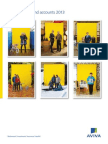 Aviva plc annual report and accounts 2013