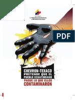 La Cruda Realidad Del Caso Chevron Texaco Esp