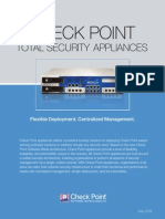 Brochure Check Point Total Security Appliances