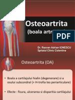 Osteoartrita Powerpoint