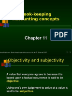 Chapter 11 Accounting Concepts Students
