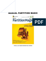 Partition Magic Manual