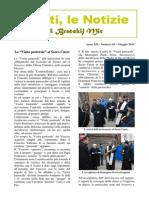 Frati Minori - Notizie da Viesti N. 05/2014