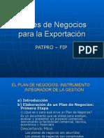Plan de negocios para la importación