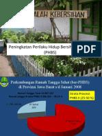 Kebijakan PHBS