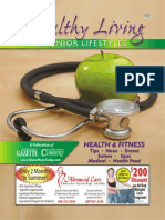 Healthy Living Book Spring 2014