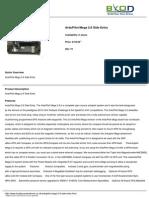 Build Your Own Drone ArduPilot Mega 2.6 Side Entry