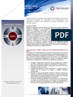 Folleto Disaster Recovery Plan ES