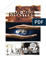 SSt Project on man made disasters