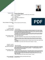 CV en Claudiu Pirvutoiu-2014