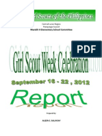 Gsp Week Report