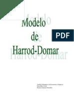 Modelo Harrod Domar