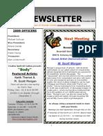 ALOC Newsletter November 2009
