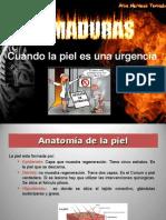 PROTOCOLO QUEMADURAS