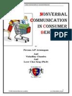 Nonverbal Communication in Consumer Behaviour