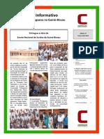 Boletim Nº 19 Da Cooperação Portuguesa Na Guiné-Bissau Março-Abril 2014