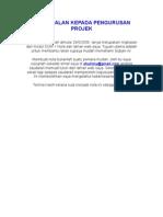Pengurusan Projek bab 1