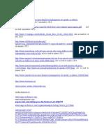 Bibliografie Internet