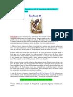 Exemplo de Mãe Joquebede - Pastor Gustavo Fernando
