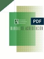 Manual de Acreditación Adventista