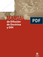 Manual de Difusión, DIH y Doctrina