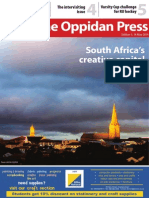 The Oppidan Press Edition 5 2014