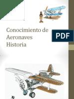 CONO AER Historia
