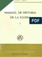 Jedin Hubert - Manual de Historia de La Iglesia 26 - I