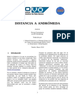 EuroVO Andromeda Spanish