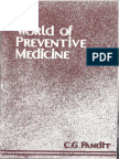 My World of Preventive Medicine-Edited