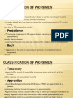 Business Law Classification of Workmen.pptx
