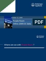 Infinis 2009 01 Beta Presentation