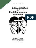First Communion Handbook