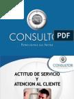 Actitud de Servicio y Atencion Al Cliente